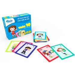Trò chơi thẻ bài phát triển trí tuệ TRÒN 10 AMO