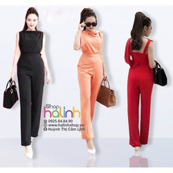 Jumpsuit liền thanh lịch