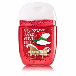 Gel rửa tay Bath Body Works Red Velvet Cheer