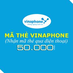 Mua thẻ Vinaphone 50.000đ