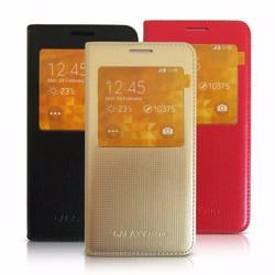 Bao da Samsung-Galaxy Alpha G850 S-View Cover cao cấp