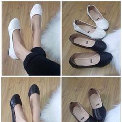 Giày búp bê xếp lớp giá rẻ