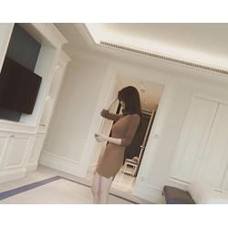 Đầm Suông Nữ Thời Trang Hàn Quốc