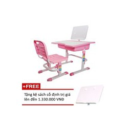 Bàn Học Thông Minh Best Desk Minuet - Pink