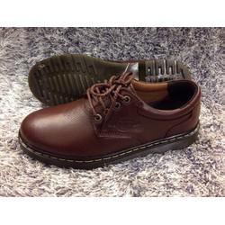giày dr martens màu đen