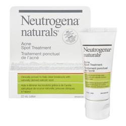 Kem trị mụn Neutrogena Naturals Acne Spot Treament
