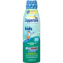 Xịt Chống Nắng Coppertone Kid SPF50
