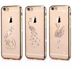 Ốp trong viền xi hình đá iPhone 7 7 Plus
