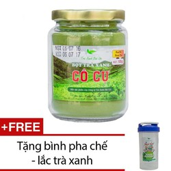 Bột Trà Xanh Cô Cự Loại Thuần Việt 100g