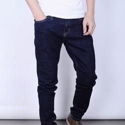 Quần Jeans nam cao cấp xanh đen thời trang