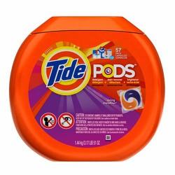 Viên giặt Tide Pods Spring Meadow 57 viên