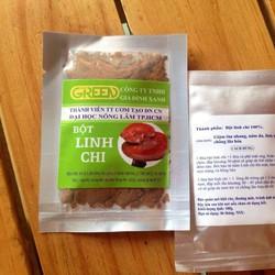 Bột nấm linh chi đỏ Hoa Gạo Trắng 500g