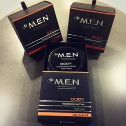 Kem Body The Men
