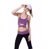 Bộ quần áo thể thao tập Gym, Yoga cho nữ