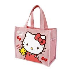 Túi đựng cơm và nuớc 3 ngăn loại trung kitty