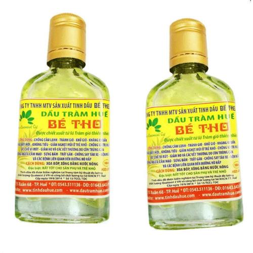 Bộ 2 chai tinh dầu tràm bé thơ nguyên chất 100ml - 4069814 , 4107830 , 15_4107830 , 85000 , Bo-2-chai-tinh-dau-tram-be-tho-nguyen-chat-100ml-15_4107830 , sendo.vn , Bộ 2 chai tinh dầu tràm bé thơ nguyên chất 100ml