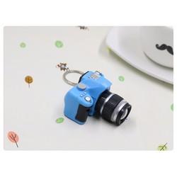 Móc khóa máy chụp hình canon