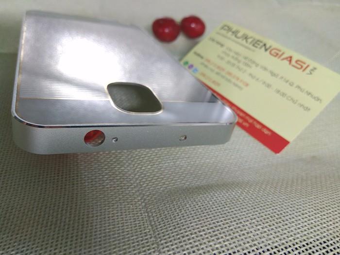 Ốp lưng mica sọc ngang viền nhôm cho Galaxy Note 3 11