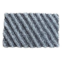 Thảm chùi chân lông xù- màu lông chồn