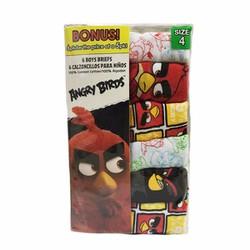 Set 6 quần lót bé trai Angry Birds phiên bản phim