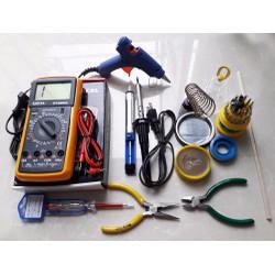 Bộ số 9 - Bộ đồ nghề sửa chữa điện tử - sửa chữa điện thoại