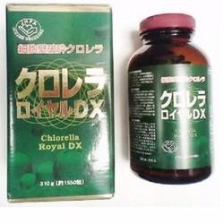 Tảo lục chlorella royal dx 1550 viên