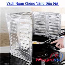 Vách Ngăn Chống Văng Dầu Mỡ