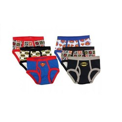 Set 6 quần lót bé trai DC Comics