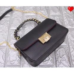 Túi xách tay đeo chéo dây xích kiểu - G00964