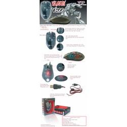 Chuột Game V200 Giá Rẻ Nhất HCM