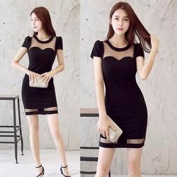 Đầm body - Size M,L - DV593