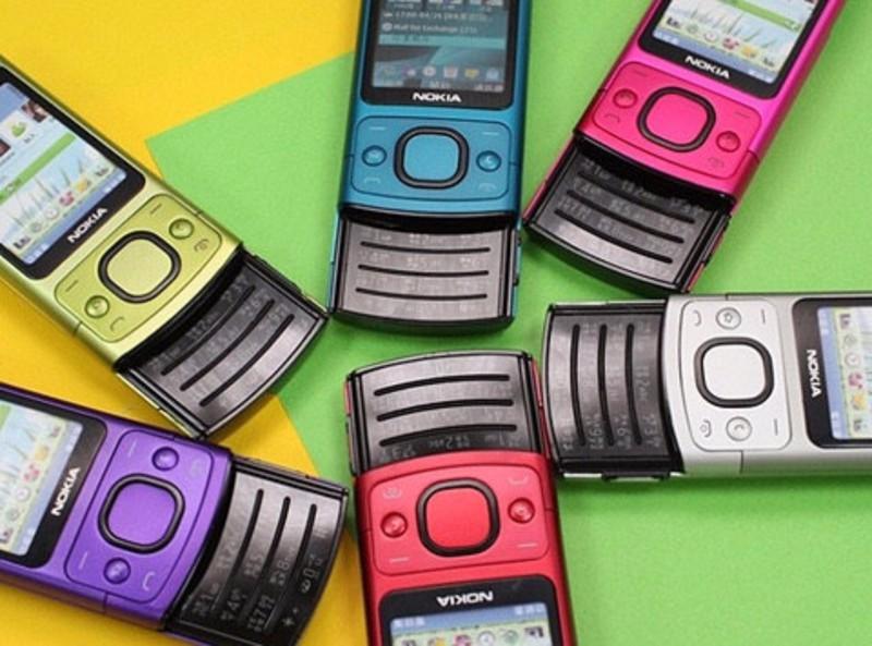 Điện thoại 6700 Slide nắp trượt chính hãng 2