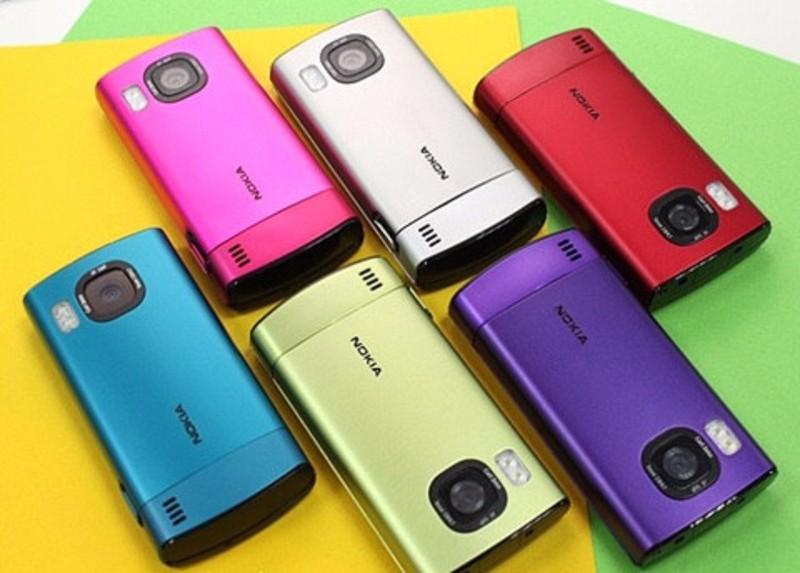 Điện thoại 6700 Slide nắp trượt chính hãng 1