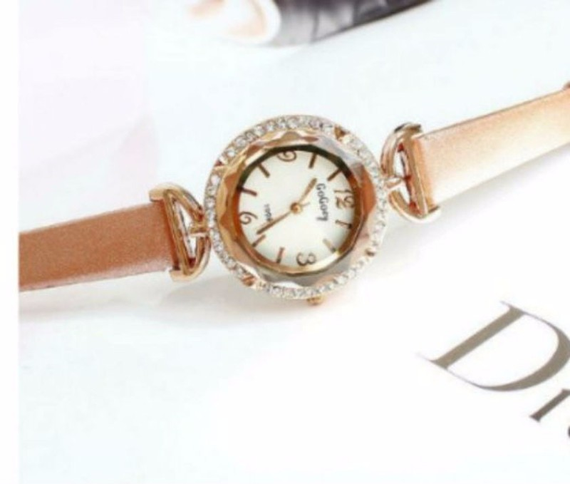 Đồng hồ nữ dây da ao cấp 2