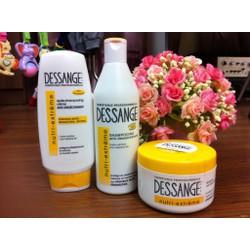 Dầu gội Dessange dành riêng cho tóc khô, xơ và hư tổn