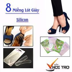 Combo 8 Miếng Lót Giày Nữ