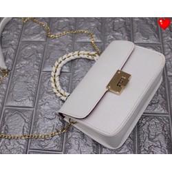 Túi xách tay đeo chéo dây xích kiểu - G00966
