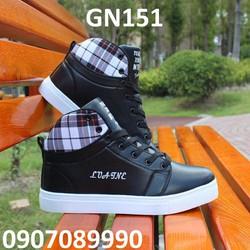 Giày sneaker nam Hàn Quốc - GN151
