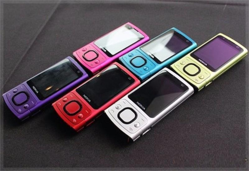 Nokia 6700 Slide nắp trượt chính hãng 3