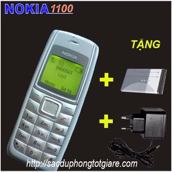 Nokia 1100i Zin Pin Sạc Đầy Đủ BH 6 Tháng