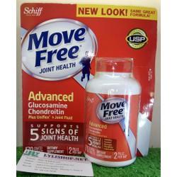 Schiff Move Free Advanced 170 viên đặc trị thoái hóa sụn khớp