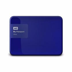 Ô cứng di động HDD Ex WD My Passport ultra 1TB USB 2.0+ 3.0_Blue
