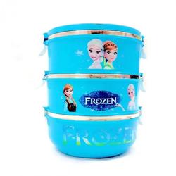 Cặp lồng cơm Inox giữ nhiệt 3 tầng Frozen