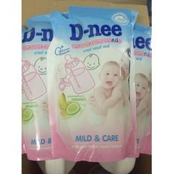 Nước rửa bình sữa Dnee Thái