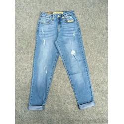 quần jean baggy rách