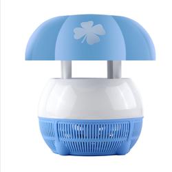 Đèn bắt muỗi cắm nguồn USB Xanh