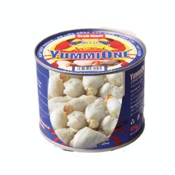 1 hộp Thịt Cua Biển Yummione 454g tặng 300g Đùi Tỏi Gà