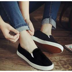 giày slip on for girl
