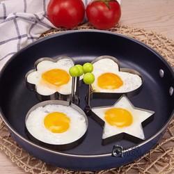Combo 4 Khung Inox Chiên Trứng