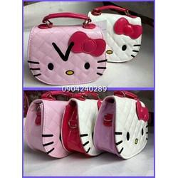 Túi đeo chéo hello-kitty